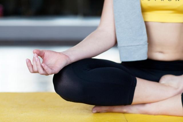 ヨガ呼吸法はどうしてダイエットに効果的なの?