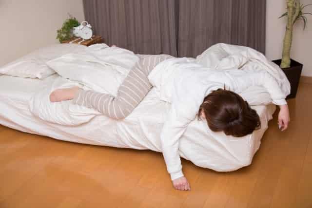 寝相が悪い子供って性格に関係する?我が家の体験、おねしょとストレス